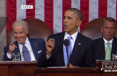 Joe Biden completely stole Obama's State of the Union thunder