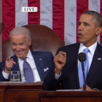 Joe Biden completely stole Obama's State of the Union thunder