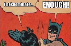 How to break it to your friends that 'neknominations' are lame