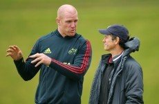 Lack of Munster players in Ireland squad not an issue, insists Kiss