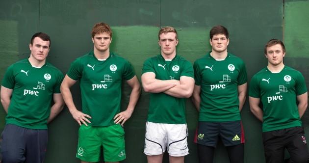 UCD dominate Ireland Under 20 starting line-up