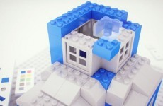 You can build things with Lego on the internet now