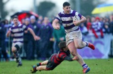 Scott signals Crescent intent as Clongowes hit the ground running