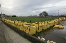 Better safe than sorry: Dublin flood defences in place ahead of 'very high tides'