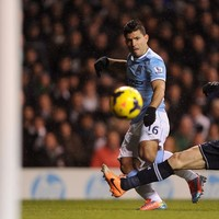 Five-star Man City go top of the league as they thrash Spurs