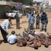 Riots sweep across Uganda killing two as police fire tear gas at opposition leader