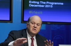 'Sorry guys' - no bonuses for top bankers says Noonan