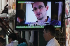 Edward Snowden has been nominated for a Nobel Peace Prize