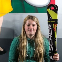 Florence Bell: Ireland's skiier ready for Sochi after pipping her sister to Olympic place