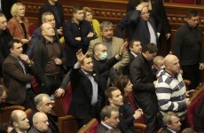 Ukraine opposition refuses to back bill that would free activists