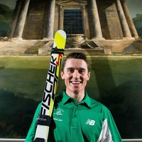 'If you make one mistake in skiing, you're done' -- Ireland's Conor Lyne ready to seize Olympic moment