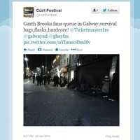 Latest on the Garth Brooks queuing situation around the country
