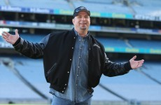 Garth Brooks just added a third date at Croke Park