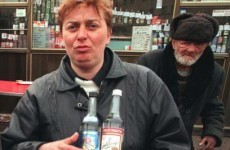 Russian men drink too much vodka...and it's killing them