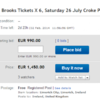 Garth Brooks tickets going for as much as €300 online