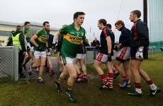 Two debuts as Kerry name team for Croker clash with Dublin