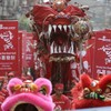It's Chinese New Year! Everybody welcome the Year of the Horse