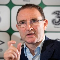 Ireland set for May friendly with Italy