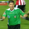 VIDEO: This referee got so fed up that he decided to disregard the yellow-card rule