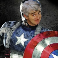 Father Ted or Mrs Brown's Boys could be in the new Captain America movie