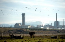 Sellafield says there is 'no risk to public' because of elevated radiation levels