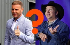 People are so desperate for Garth Brooks tickets, they're confusing him with Gary Barlow