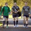Marshall and Trimble given 6 Nations starting roles against Scotland