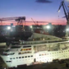 Watch: A cruise ship being cut in half and extended by 30m (No, really!)