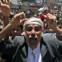 Four killed in government crackdown on protesters in Yemen