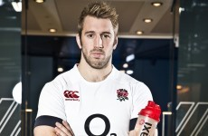 Conor O'Shea has 'been massive for me' - England captain Robshaw