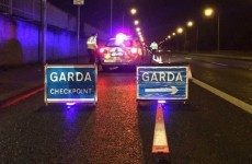 Search of van at garda checkpoint results in €43,000 cocaine find