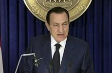 Former Egyptian leader Hosni Mubarak could face death penalty