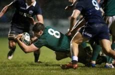 O'Donoghue double helps Ireland Under 20s wash away Scotland