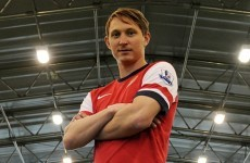 Kim Kallstrom to Arsenal was as exciting as it got on Deadline Day