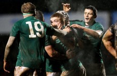 5 Under 20s who shone through the mud as Ireland overpowered Scotland