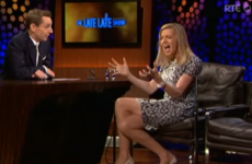 Katie Hopkins didn't go down too well on the Late Late last night