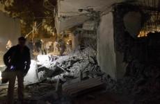 NATO airstrike in Tripoli kills Gaddafi's son and grandchildren