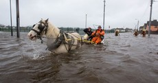 Photos: Rescue efforts under way after severe flood emergency