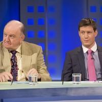 George Hook meets his match as Ronan O'Gara makes RTÉ panel debut