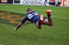 VIDEO: Gaël Fickou's thrilling try steals victory for Les Bleus