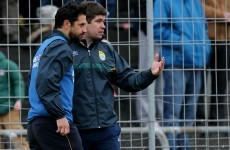 Kerry boss Eamon Fitzmaurice reveals why Paul Galvin has retired