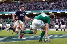 Out of 10: How Ireland rated in today's Six Nations clash with Scotland