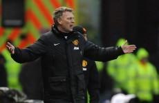 Moyes defiant as United's top-four bid falters