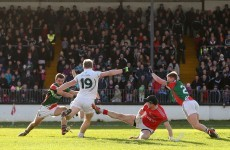 Brophy snatches dramatic win for Kildare over Mayo