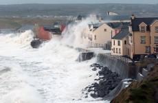 Weather warning remains in place with further storm and flood risks