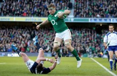 O'Connell 'had given us really good direction in the week' - Heaslip