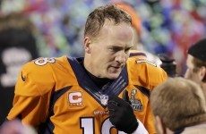 Manning determined to use Super Bowl hurt as motivation next season