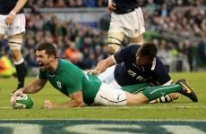 Analysis: Ireland tries against Scotland show clinical edge
