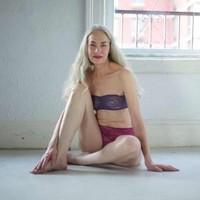 American Apparel's new underwear model is 62 years old