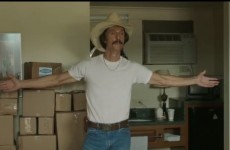 VIDEO: Your weekend movies... Dallas Buyer's Club